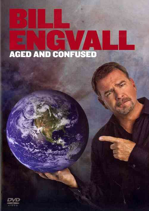 AGED AND CONFUSED BY ENGVALL,BILL (DVD)