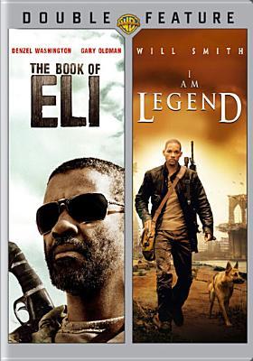 BOOK OF ELI/I AM LEGEND BY WASHINGTON,DENZEL (DVD)